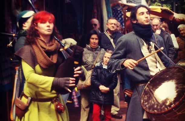 Grupo #cornalusa #feria #medieval #sestao – Instagram