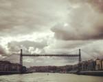 Puente de Portugalete, tu eres el más elegante #puente #bizkaia – Instagram