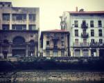 Itsasadarreko aurpegiak #ria #bilbao #arquitectura – Instagram