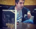 Adnarik tabernan Barakaldo revienta liburuaren aurkezpena #punk #rock #Barakaldo – Instagram