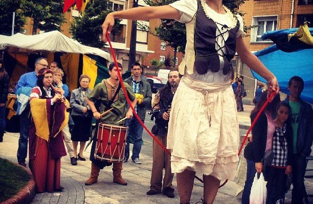 Erdi Aroko Azoka, Zuazo-Arteagabeitia #feriamedieval #Barakaldo #jaia – Instagram