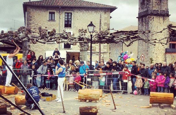 Herri kirolak, Murgia #jaia #EuskalEskolaPublikoa – Instagram