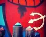 Deabru artea #graffiti #arte #barakaldokojaiak – Instagram
