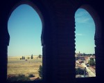 Mirando a través del tiempo #castilla #paisajes #miradas #ventana #campos – Instagram