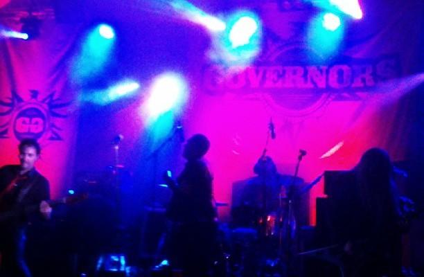 #Uribarri eta #Matiko topera! #Governors #musika #live – Instagram
