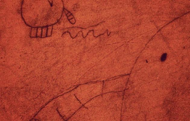 Umeek paretan egindako #marrazki #ederrak #kalea #art #street #dibujos #wall – Instagram
