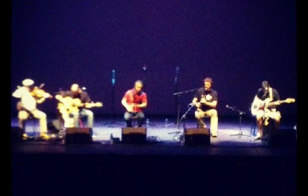 #RuailleBuaille taldea #Haladzipo 25 urte kontzertua #BarakaldoAntzokia #music #folk #live #zuzenean – Instagram