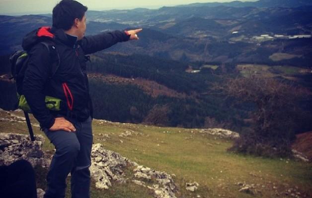 Helmuga urrun da #Belatxikieta #Artaun #Dima #12hilabete12mendi #mendizaleak #mountain – Instagram