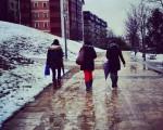 Paseo helado #trío #hirukote #oinez #paseando #elurra #negua #hotza #izotza #nieve #frío #invierno #bidea #camino #hielo #blanca #zuria #Barakaldonevado #Barakaldoelurtuta #Barakaldo #elurramaramara – Instagram