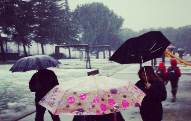 #Ibaibe n #elurra!!! #negua #hotza #zuhaitzak #herriikastetxea #colegio #escola #escuelapública #nieve #frío #invierno #árboles #patio #euritakoak #paraguas #blanca #zuria #Barakaldonevado #Barakaldoelurtuta #Barakaldo #coposdenieve #elurmalutak – Instagram