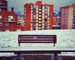 Denbora gelditu da #elurra #negua #hotza #banco #bankua #eserlekua #izotza #nieve #frío #invierno #edificios #eraikuntzak #ventanas #leihoak  #hielo #blanca #zuria #Barakaldonevado #Barakaldoelurtuta #Barakaldo #coposdenieve #elurmalutak #elurramaramara – Instagram