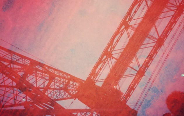 #Errefleju #gorria #Bizkaiazubia #puente #zubia #puenteBizkaia #Puentedeportugalete #LasArenas #Getxo #Portugalete #reflejos #rojo #charco #agua #ura #putzu #sombra #itzala – Instagram