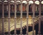 #Portugalete visto desde #LasArenas #Getxo #valla #hesia #eskailerak #escaleras #Nerbioi #Nervion #ria #itsasadarra #casas #etxeak #atardecer – Instagram