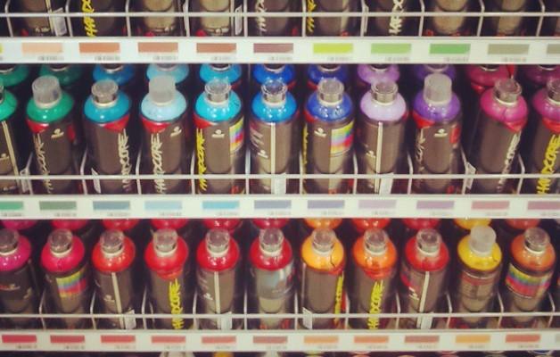 United Colors of Street #graffiti #spray #poteak #Colors #koloreak #colores #arteurbano #urbanart #urban #street #kaleak #urbano – Instagram