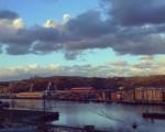 #Itsasadarra zeharkatzen #bote #gasolino #Desierto #Desertu #Barakaldo #Erandio #ria #Nerbioi #Nervión – Instagram