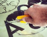 Pruebas #cut #stencil – Instagram