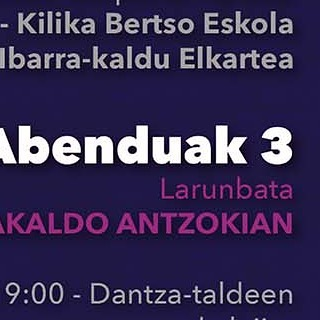 Seguimos con la #cuentaatrás: #3 … #HAFJ20 @ibarrakaldu #ibarra50 #Barakaldo #FestivalInternacionaldeFolclore #XX – Instagram