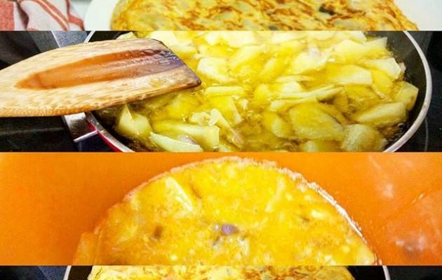 #Tarde de… #Tortilla bien hecha jamás será desecha!!!#Patatatortila #kipula #patata #cebolla #ricorico #goxogoxoa#etxekotortila #tortillacasera #sukaldea #cocina #deandarporcasa@igerseuskadi @instagram – Instagram