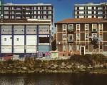 #Berria Vs. #zaharra#Simondrogas #ElCarmen #Sestao #Barakaldo #Etxeak #Eraikinak #edificios #nuevo #viejo #contemporáneo #clásico #río #ibaia – Instagram