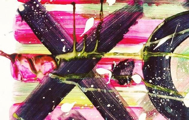 #Prueba I. #pinceladas #tenperas #colores #XQué gozada retomar los #pinceles!Ikasleekin #margo #frogak egiten!#Askatasunapintzelkadabakoitzean – Instagram