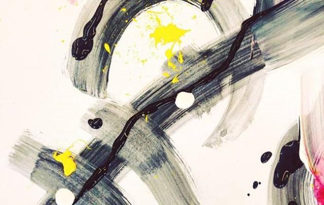 #Prueba II. #pinceladas #tenperas #colores #X #trazosQué gozada retomar los #pinceles!Ikasleekin #margo #frogak egiten!#Askatasunapintzelkadabakoitzean #elplacerdepintar #dejartellevar #sinpensar #loquesalga – Instagram