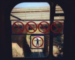#Funicular #Funikularra #LaReineta #Trapagaran #LaArboleda #pictogramas #leihoa #ventana #tunel #rail – Instagram