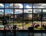 #Estudio con #vistas #AlphaxStudio #SanMamesBarria #Bilbo #Bilbao #Zorrotzaurre #Olabeaga #Deustu #ventanal #cuadrícula @igerseuskadi @igersbilbao @instagram – Instagram