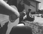 #Guitarreo #campestre #musika #gitarra #koadrilla #kuadri #blancoynegro #zuribeltz – Instagram