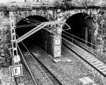 #Ojos de #idayvuelta #begiak #tunel #zuribeltza #blancoynegro #tren #trena #Barakaldo #Bilbao #bidaia #viajar @igerseuskadi @igersbilbao #vías #rail #bik – Instagram