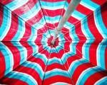 #psicodelia psychedelia #umbrella #sombrilla #colores #colours #sun #sol  @igerseuskadi @igersbilbao @instagram – Instagram