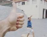 #rampa + #cartón = #diversión#betikojolasak #merkemerke #Barakaldo #DesertuBerria #Urban #arquitectura – Instagram