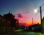 #anochecer #Mamblas #ávila #Castilla #pueblo #lugaresmágicos – Instagram