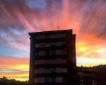 #egunon #amanecer #barakaldo #Erandiogoikoa #Erandio @instagram  @euskal_herria_iruditan @igerseuskadi @igersbilbao #arquitectura #street – Instagram