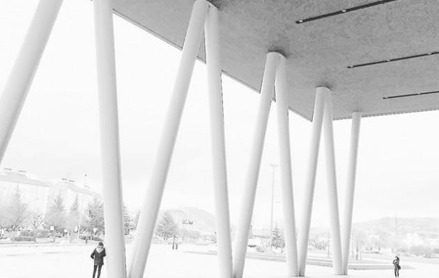 #conectadas #enlazadas #par #BEC! #bilbaoexhibitioncentre #barakaldo #stretphotography #blancoynegro #blackandwhite #contrastes @igersbilbao @igerseuskadi @instagram @bilbaoexhibitioncentre – Instagram