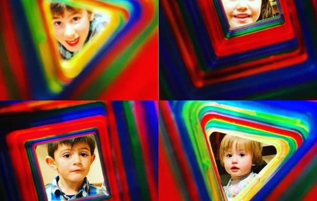 #kolorezbeterikofamilia #losGarcia #lostrotamúsicos #los4debremen #los4fantasticos – Instagram