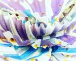 #texturas #papel #envoltorios #flor @igerseuskadi @igerrak – Instagram
