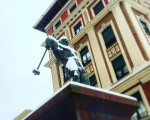 #elurra #barakaldo #nieve @igerseuskadi @igersbilbao @euskal_herria_iruditan @igerrak #eskultura #negua #winter #invierno – Instagram