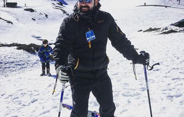 #Lehenengoaldia izateko hain txarto ez dugu egin!!! #eskietan #eskiatzen #esquiando #ikasten #miprimeravez #elurra #negua #nieve #invierno – Instagram