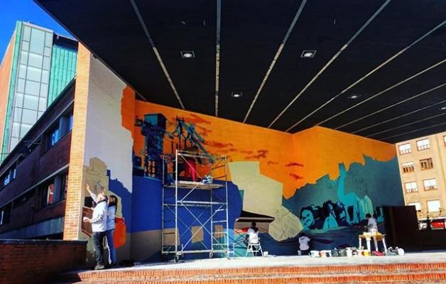 #artea eta #memoria #memoriart #barakaldo @barakaigers @barakaldoeuskaraz @igerrak @igerseuskadi #mural – Instagram