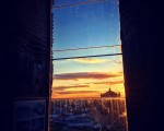#atardeceresdesdeloalto #avistadepajaro #campanario #mamblas #avila @avilaautentica @igers @instagrames – Instagram