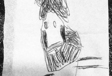 Nere alabaren #begirada #erretratua #retrato #portrait #marrazkia #dibujo #memiraconbuenosojos – Instagram