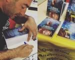 #sueñosahogados #aurkezpena #presentación #eleberribeltza #novelanegra @ongietorrierrefuxiatuak @aritzabergara – Instagram