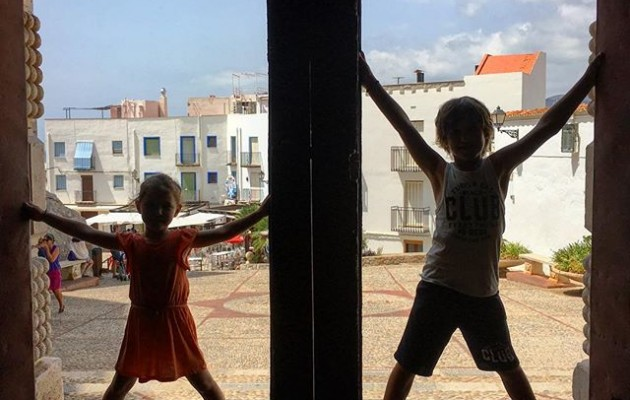 #batetabathamaika edo #XX  #batekdaki #iglesia #portico @igers @igerscastello @instagrames – Instagram
