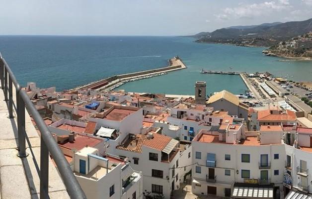 #panoramica(III) #castelló #vistas #peniscola @igers @instagrames – Instagram