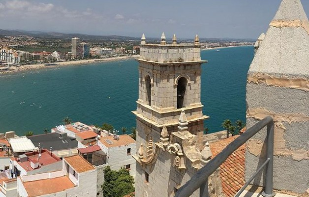 #panoramica(I) #castelló #vistas #peniscola @igers @instagrames – Instagram
