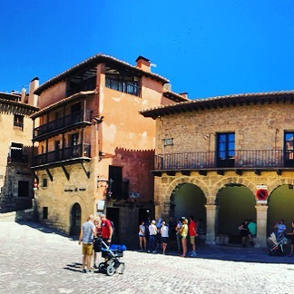 #Albarracin #Teruelexiste #estilo #mudejar @igersteruel @instagrames @igers – Instagram