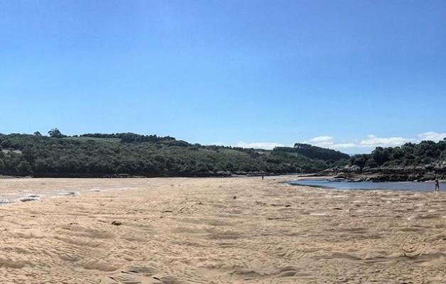#unadelasmejoresplayasdelmundo #ria #Arnuero #playa #mareasvivas #sol #azul #arena @igerscantabria @instagrames @igers – Instagram