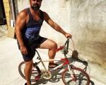 Ir al #pueblo y recuperar tu #vieja #bhcaliforniaxl2 para que tu hijo la disfrute no tiene precio #comounniñoconzapatosnuevos #ilusion #felizcomounaperdiz #bicicleta #vintage – Instagram