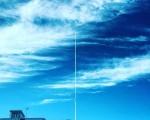 Y pasamos las horas:hilando nubes,tejiendo cielos,vistiendo paisajes,regando ideas…esperando ver crecercampos en luchacubiertos de solidaridad#lahilanderadenubes #estela #avion #nubes #barakaldo #cielo #poema @barakaigers @igerseuskadi @instagrames @igersbilbao @igersbizkaia – Instagram