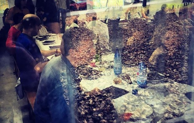 #reflejos #texturas #butroikotxosna #tertuliaypapeoentornoaunamesa @igerseuskadi @igersbizkaia @instagrames – Instagram